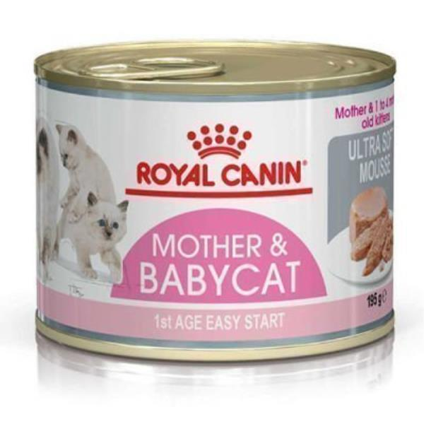 Royal Canin Royal Canin Mother & Baby Cat Instinctive Yavru Kedi Konservesi 195 Gr